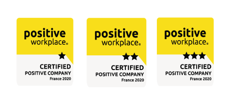 Label RSE POSITIVE WORKPLACE