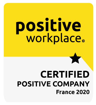 Label RSE POSITIVE WORKPLACE 1 étoile
