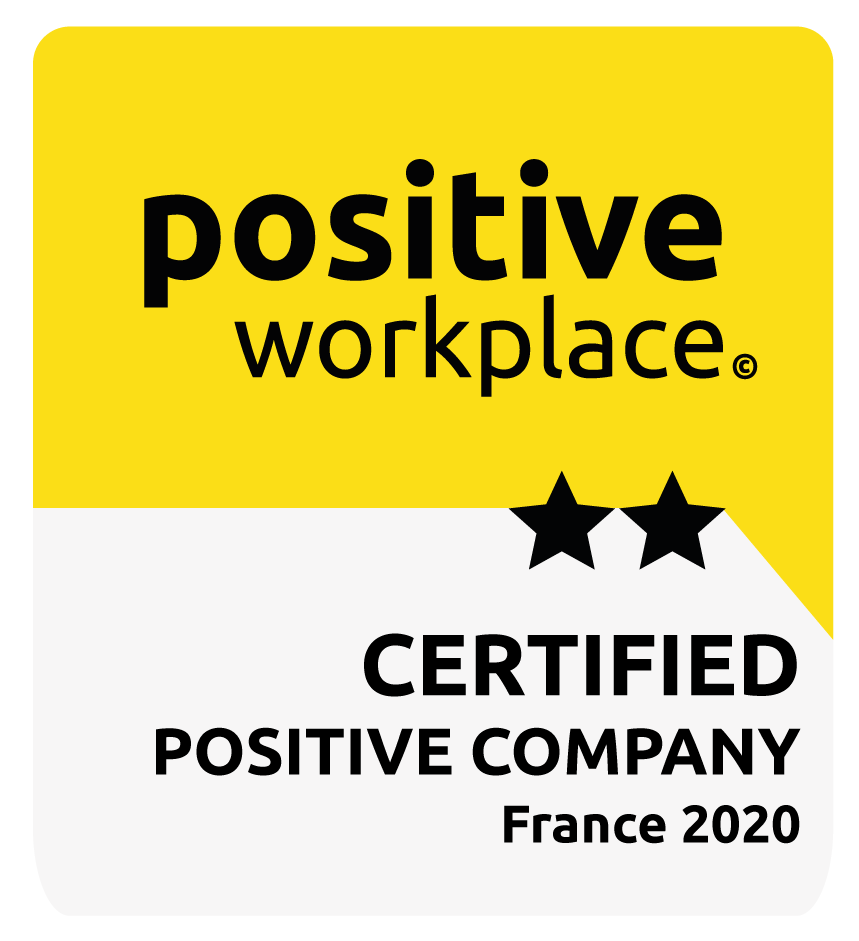 Label RSE POSITIVE WORKPLACE 2 étoiles