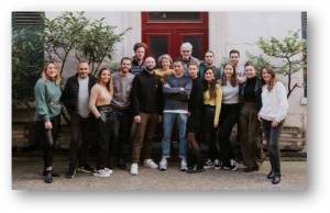 Equipe yemanja - Positive Workplace le label RSE européen Made in France