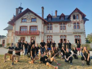 Equipe Boond Manager - Positive Workplace le label RSE européen made in France