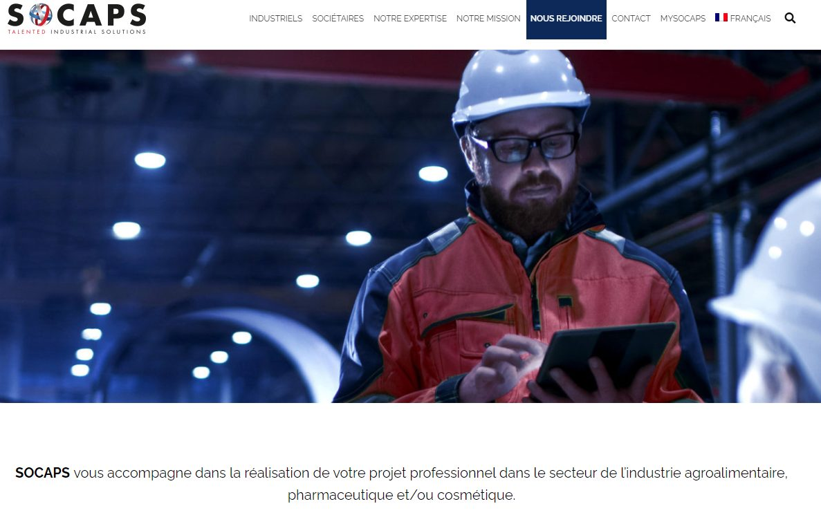 Socaps - Positive Workplace le label RSE Made In France