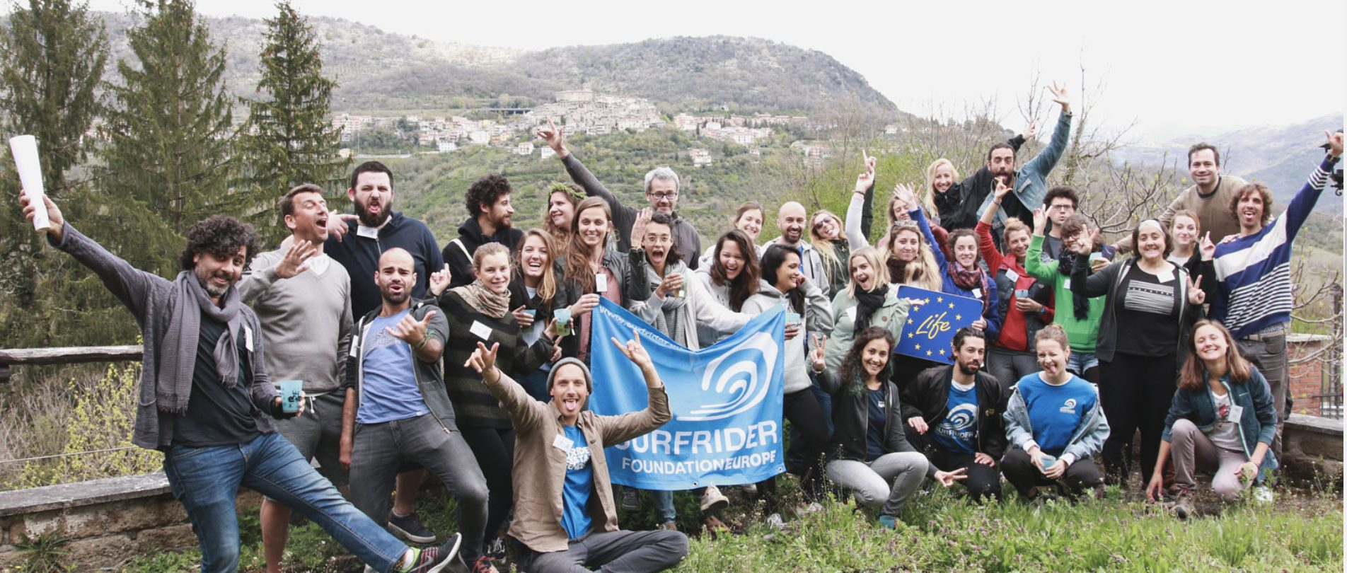 Surfrider Foundation Europe - Positive Workplace le label RSE Made In France
